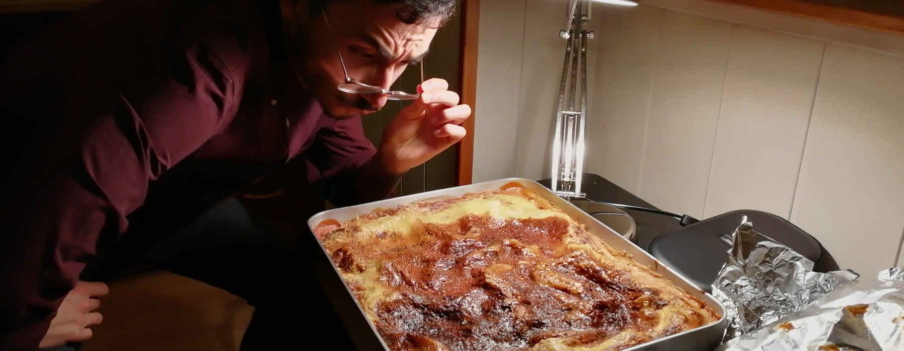 Recette lasagne vegan PST 2