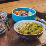 recette curry légume d'été vegan
